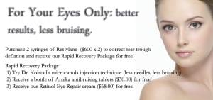 Restylane & Eye repair copy