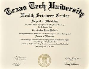 Texas Tech SOM